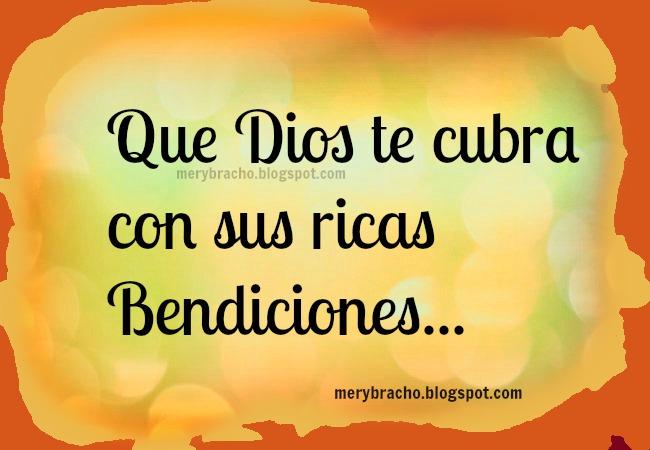 bendiciones de Dios para ti imagenes cristianas cumpleaños saludos amigos facebook