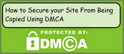 Protect Site Content with Dmca
