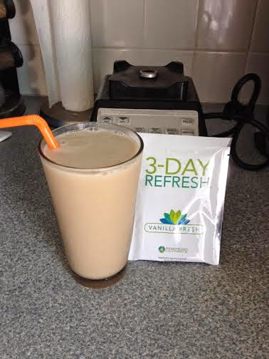 vanilla fresh, 3-day refresh, what a day of meals looks like on the 3 day refresh, 3 day refresh cleanse, cleansing, 3 day refresh meal plan, 3 day refresh meals, 3 day refresh review, what is the 3 day refresh