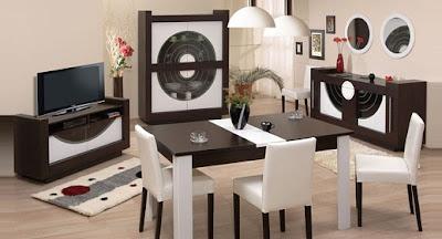 cok+zarif+yamek+odasi+takimi Modern,Şık,lux Delux,Yeni Trend Yemek Odası Takımları