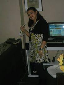 LOCUTORA MISS.BRANCA GUARUJA (SP)