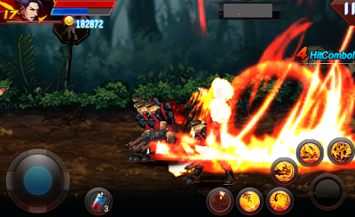 Unlimited Gangsters Fighting 1.0 Mod Apk