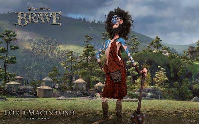 Lord Macintosh - Brave