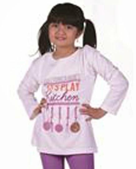 Kaos Anak Cewek Kode 0016