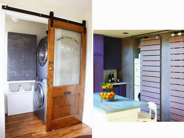 interior doors for small spaces ayanahouse. Black Bedroom Furniture Sets. Home Design Ideas