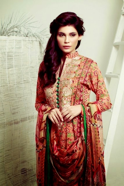 Formal Wear Lawn Collection