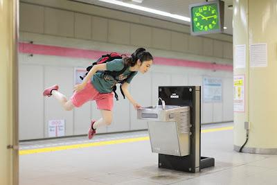 Levitation Photography by Natsumi Hayashi