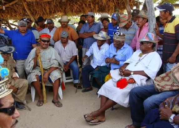 La palabra en el Wayuu