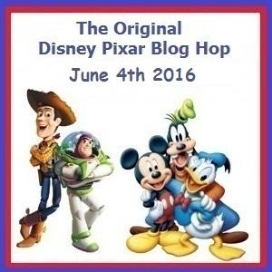 Disney Crafting Fun!