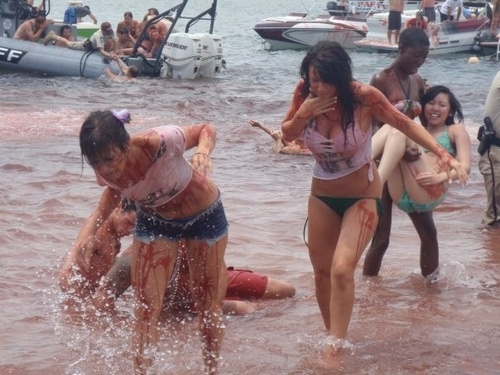 piranha 2010 bikini girls