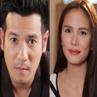 John Prats and Isabel Oli