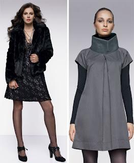 imagens de Vestidos com Sobretudos