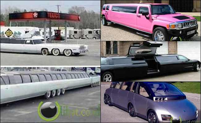 12 Mobil Limousine Terpanjang di Dunia