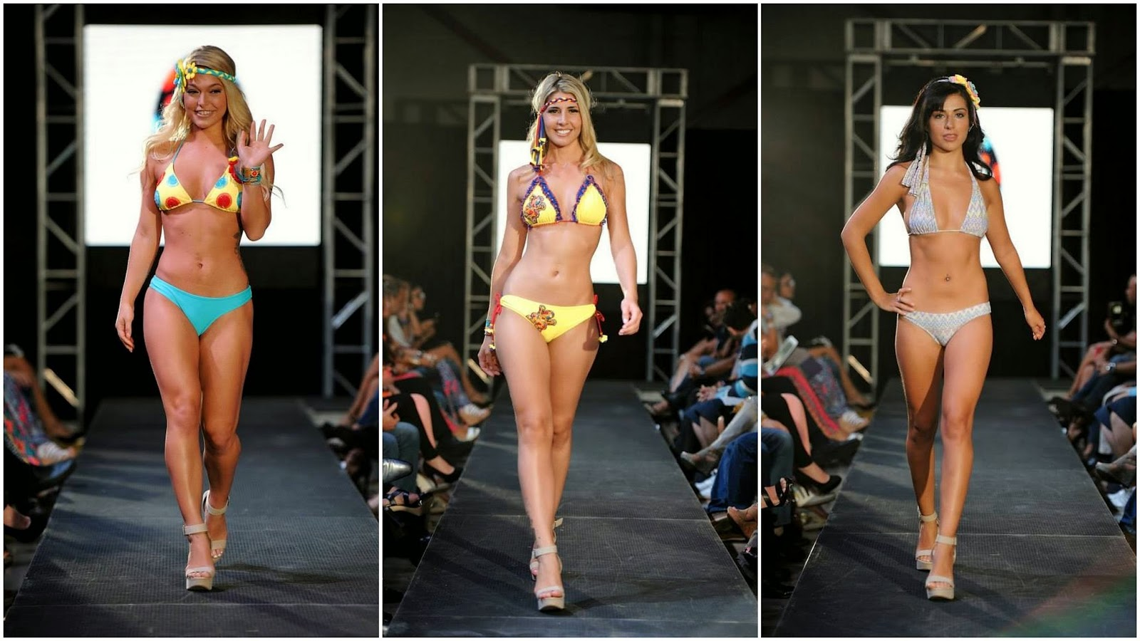ConColor Swimsuits Stand Out at the Colombia Trade Expo
