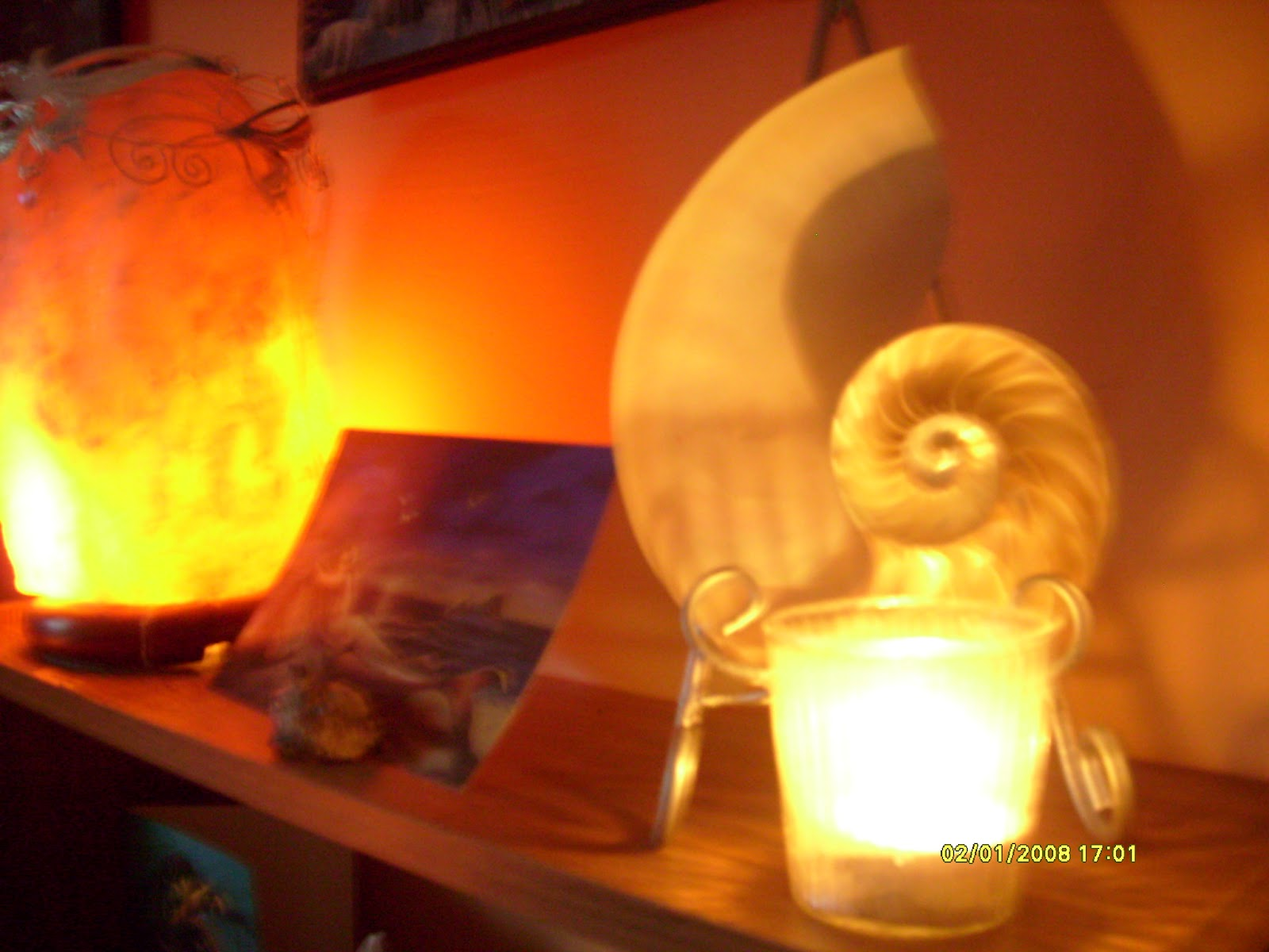Himalayan Salt Lamps Mermaid Waters : Fairy Cottage and Garden..... Re- Enchanted Life of a Domestic Mystic: Defining Faery Cottage Style