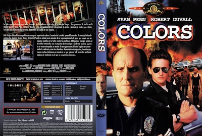 Colors: colores de guerra | 1988 | Colors , cover dvd