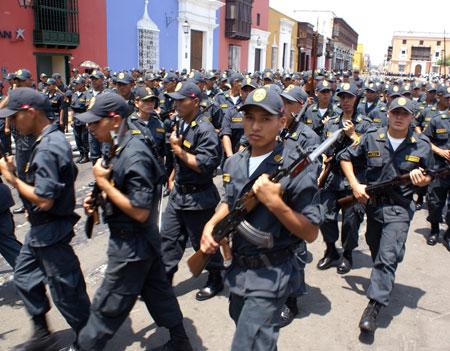 Inseguridad continuará por déficit de personal policial