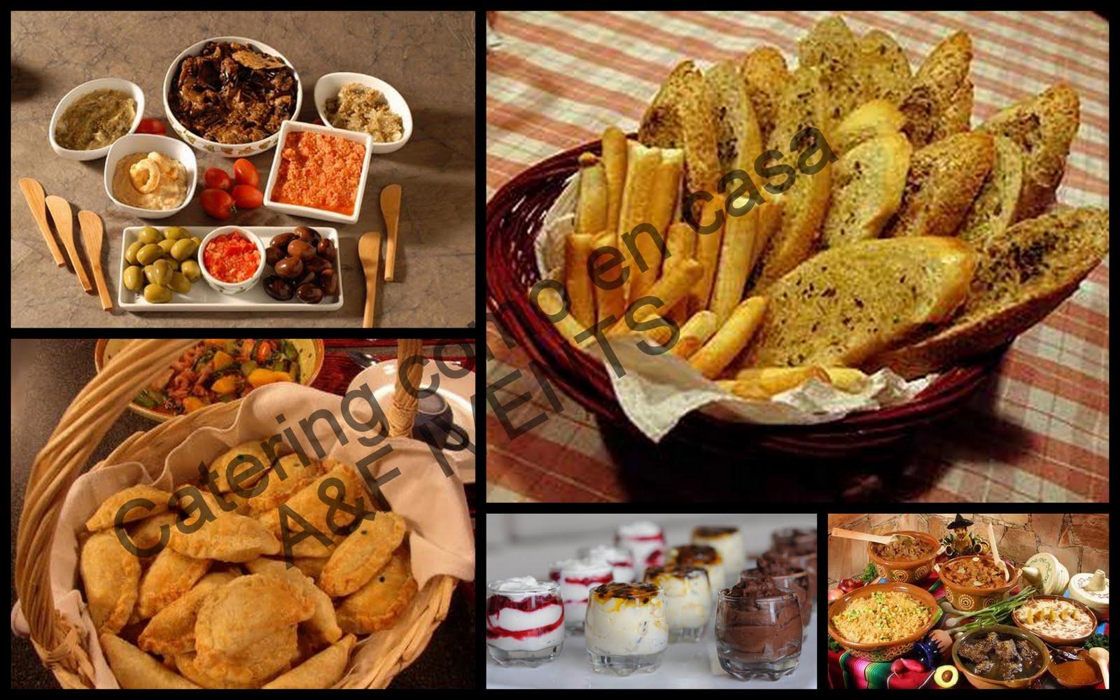A fivents abril 2011 - Catering como en casa ...