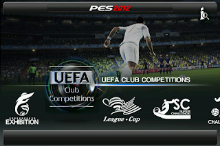 Game Pro Evolution Soccer PES 2012 320x480 HD Untuk Android