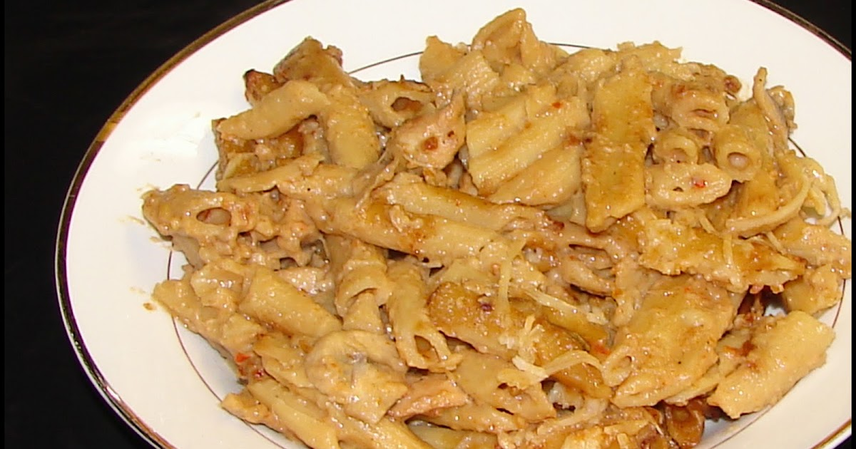 ... Cuisine Blogroll !: Baked Penne with Chicken and Sun-Dried Tomatoes