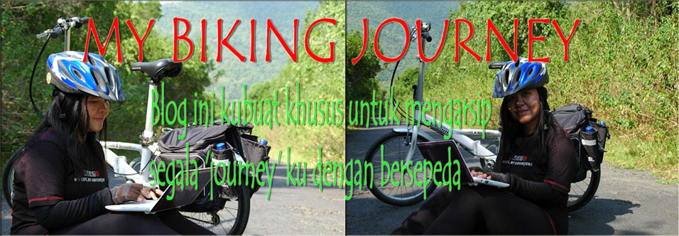 My Biking Diary