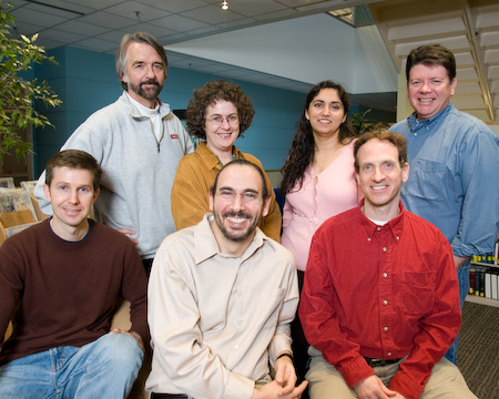 Dr. Nina Bhatti's team including Harlyn Baker, Sabine Susstrunk, Nic Lyons, Mike Harville, John Schettino, and Scott Clearwater