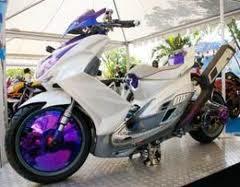 Gambar Modifikasi Motor Yamaha Mio Soul 2012