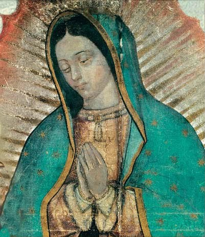 "The ""Heavenly Image"": Our Lady of Guadalupe"