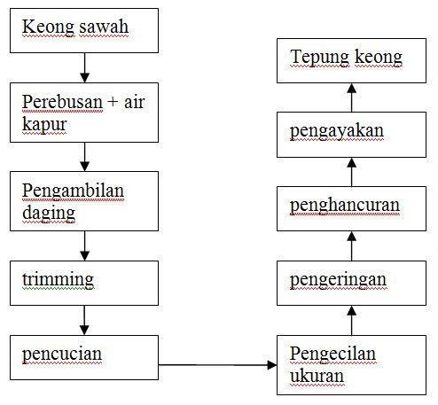 Toya pethaks tepung keong b diagram alir ccuart Gallery