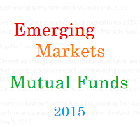 Best Emerging Markets Stock Mutual Funds