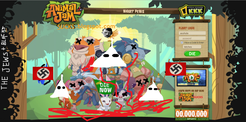 Animal Jam Sucks