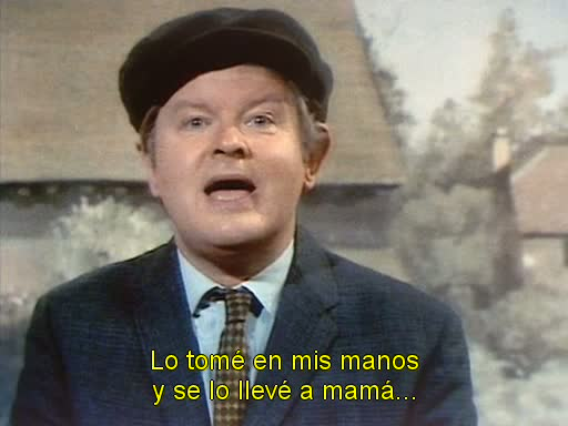 The Best of Benny Hill [1974] [DvdRip Divx Mp3] [Inglés + Subs] [FS-SF]