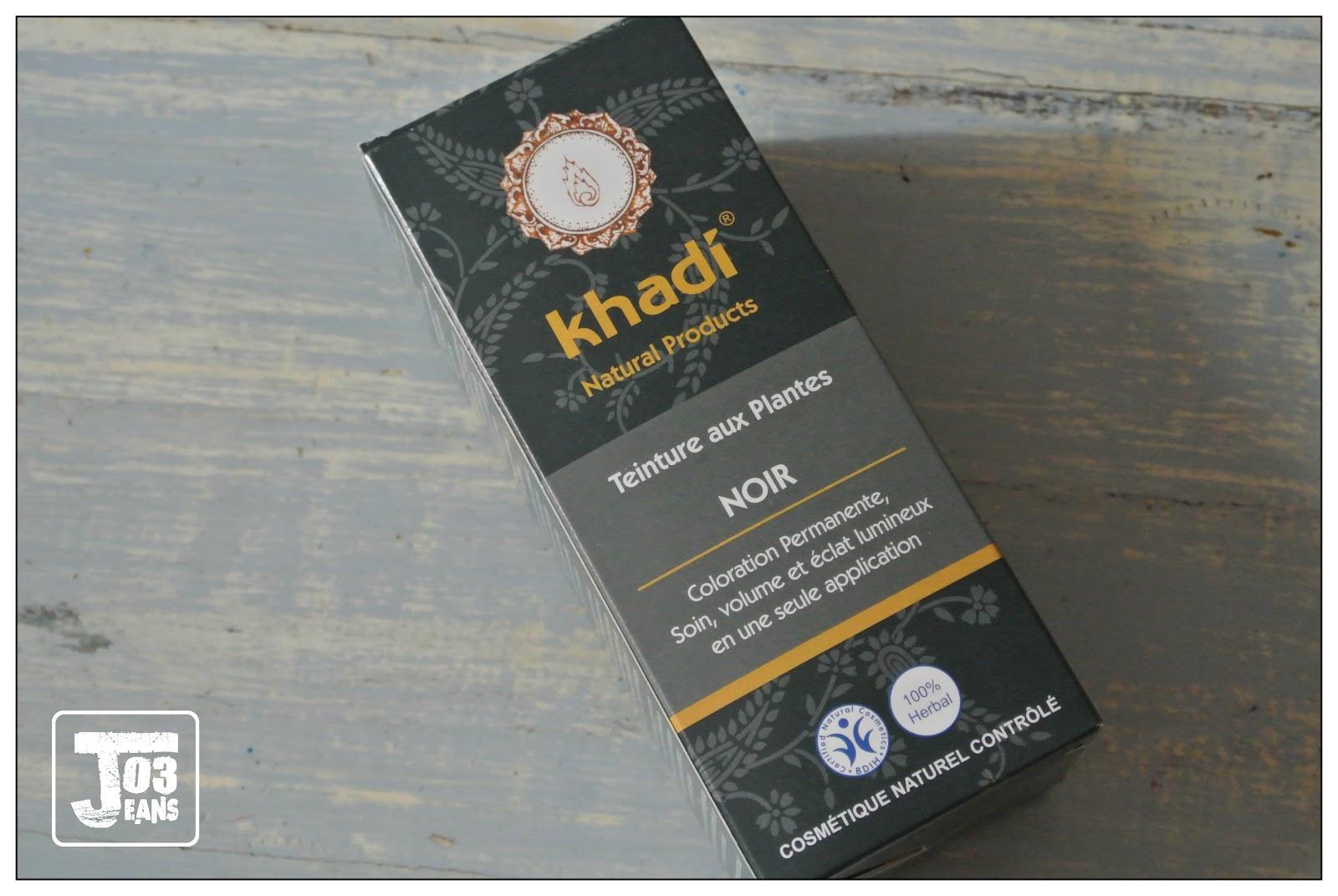 la coloration khadi noire bien ou bien - Coloration Khadi Noir