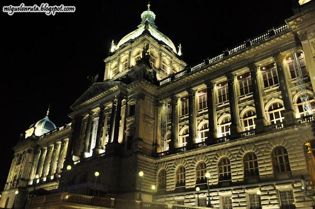 Praga-Museo-Nacional