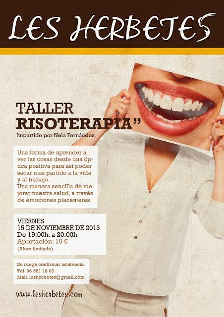 taller risoterapia valencia