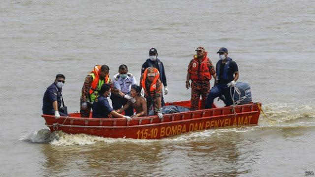 DPD RI Berharap Identifikasi Korban Kapal Karam Segera Selesai