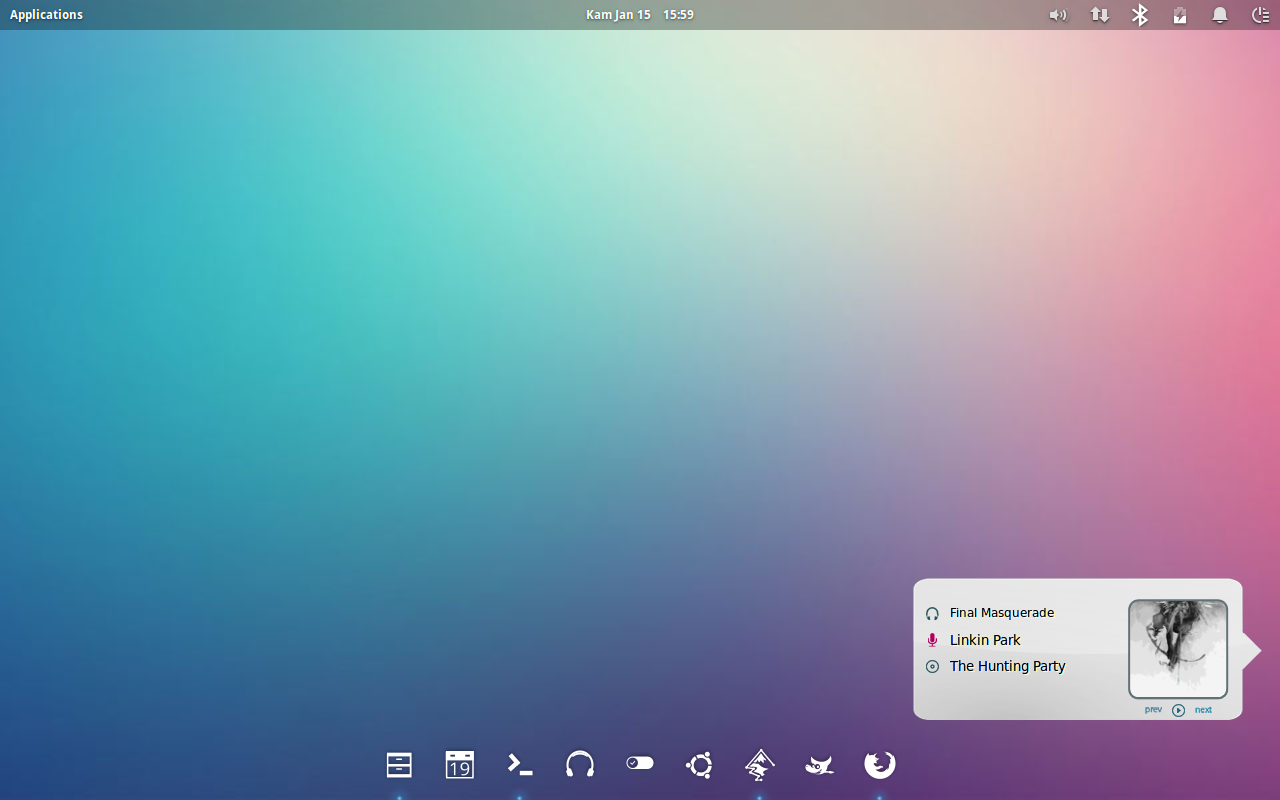 Install CoverGloobus di Ubuntu