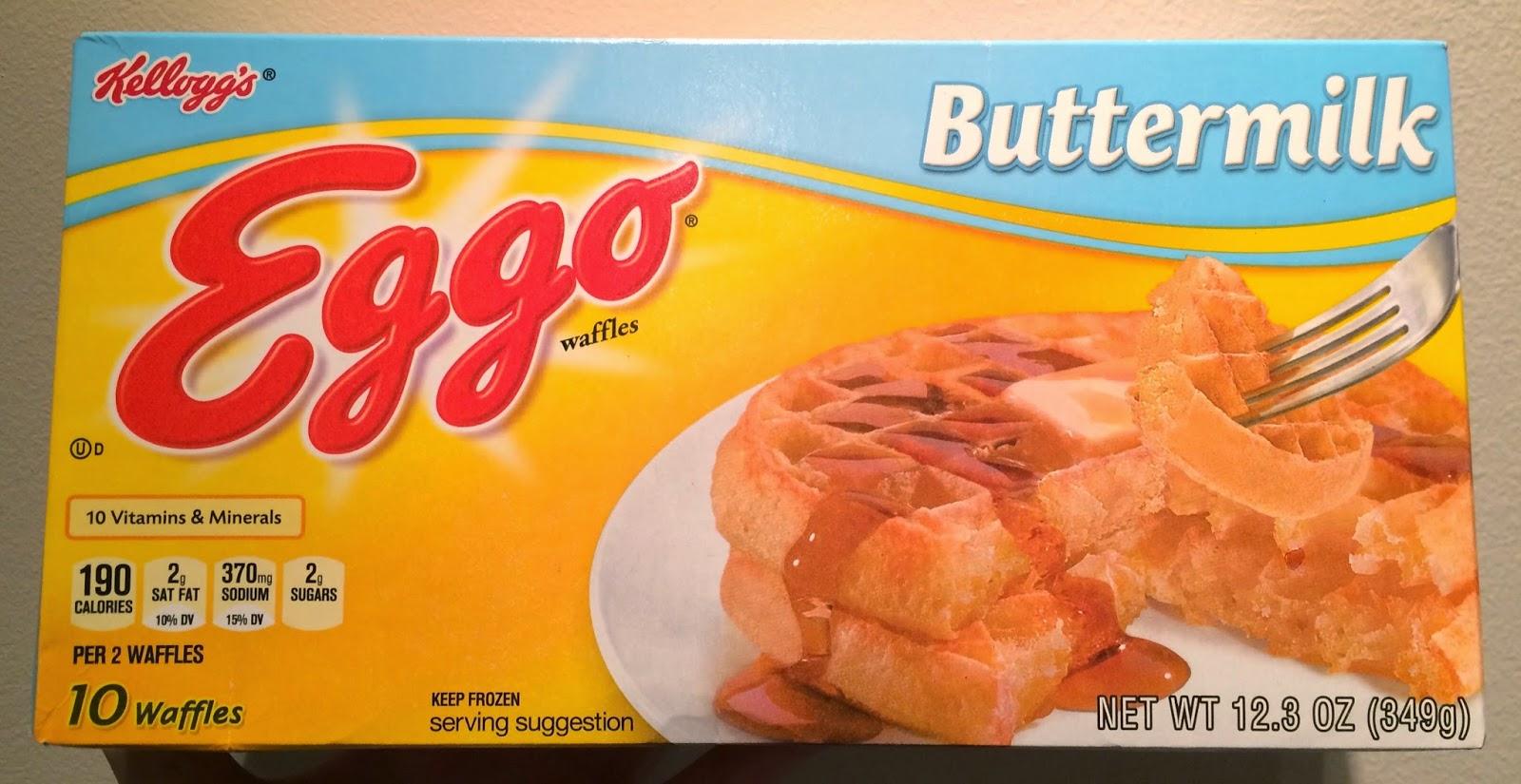 Kellogg's Eggo Buttermilk Waff...