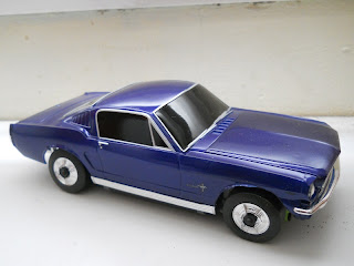 Xmods customs RC ford mustang
