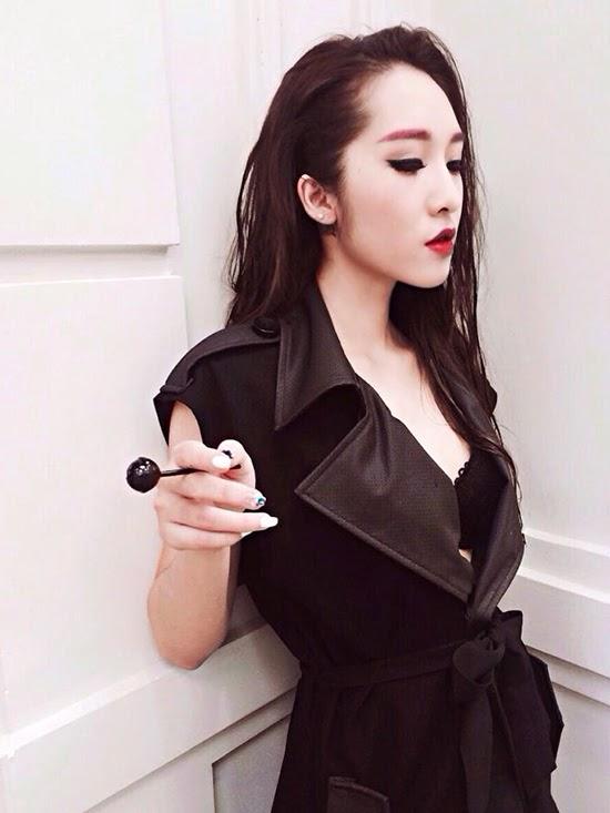 Hot girl Việt lăng xê nhiệt tình cho 3 màu son cá tính