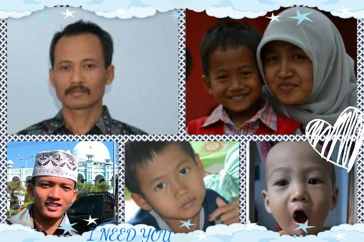 Keluargaku Semangat jiwa ragaku