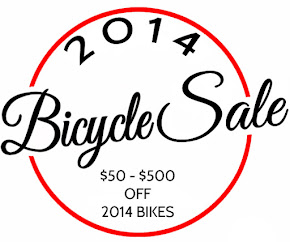 2014 Bike Sale