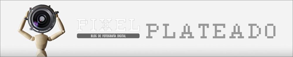 Pixel plateado