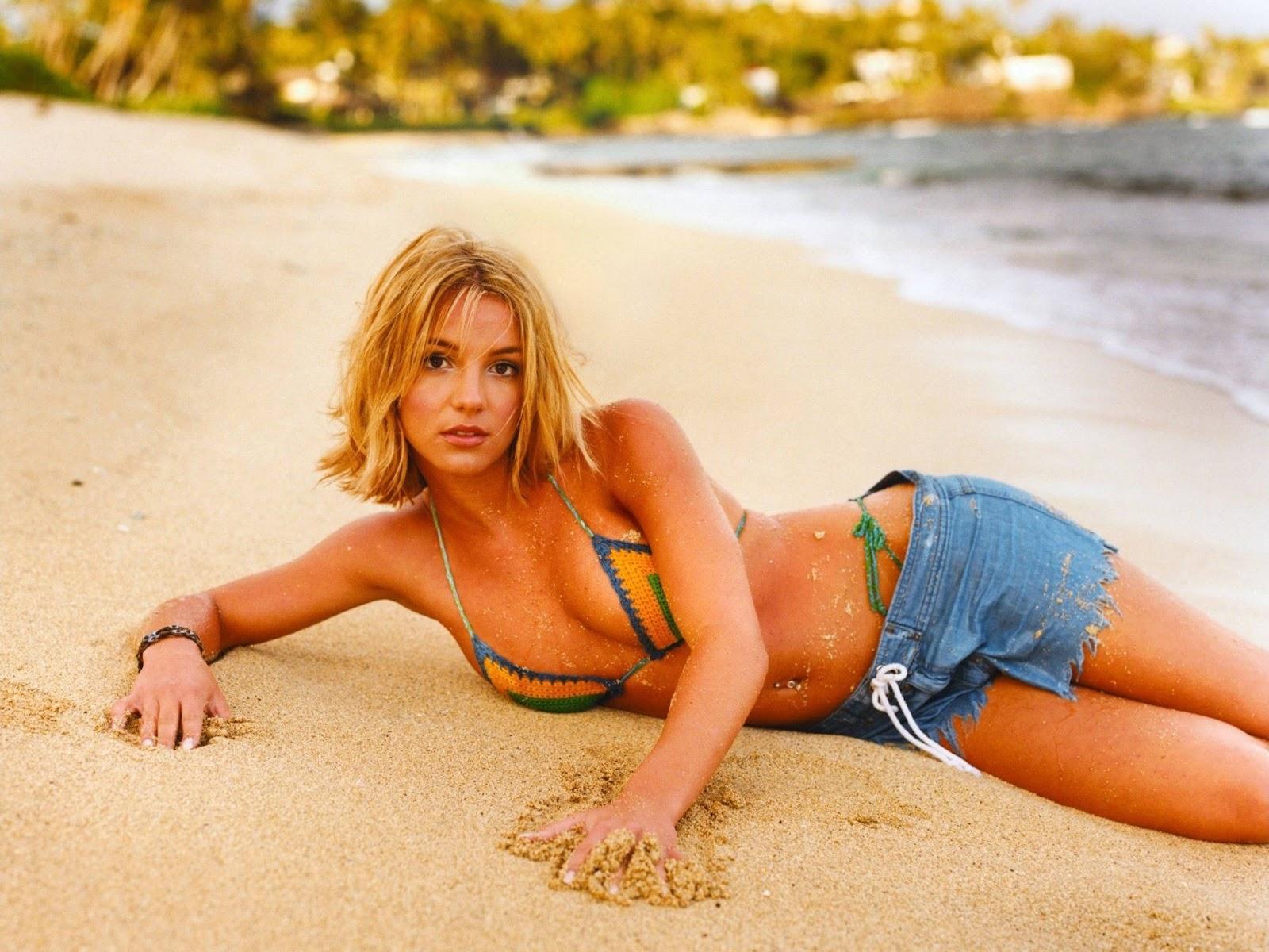 Britney Spears Hot Dress