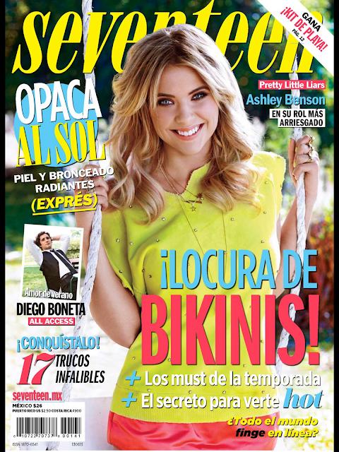 Group: [SCANS] Diego Boneta en revista Seventeen México de Junio