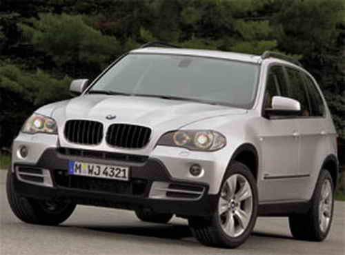 Car News  Bmw x5 2012