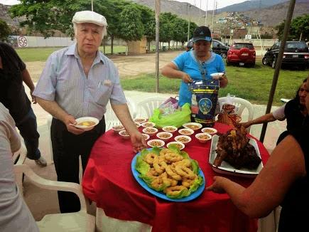 MESA DE REYES 2015 EL DOMINGO 11-ENE-15