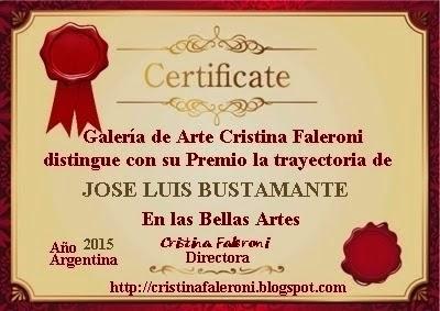 Jose Luis Bustamante