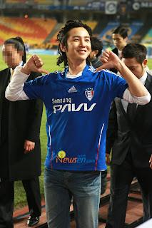 Asian Men Sport Fashion