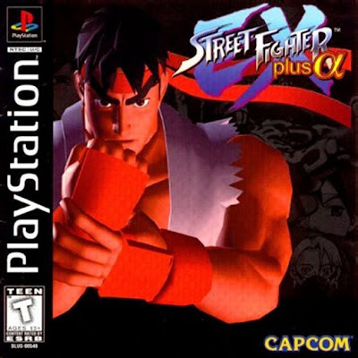 Super Compactado Street Fighter EX Plus Alpha PS1
